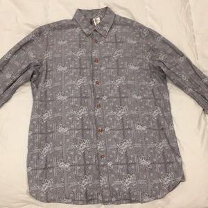 Ben Sherman Plectrum Button Down Shirt